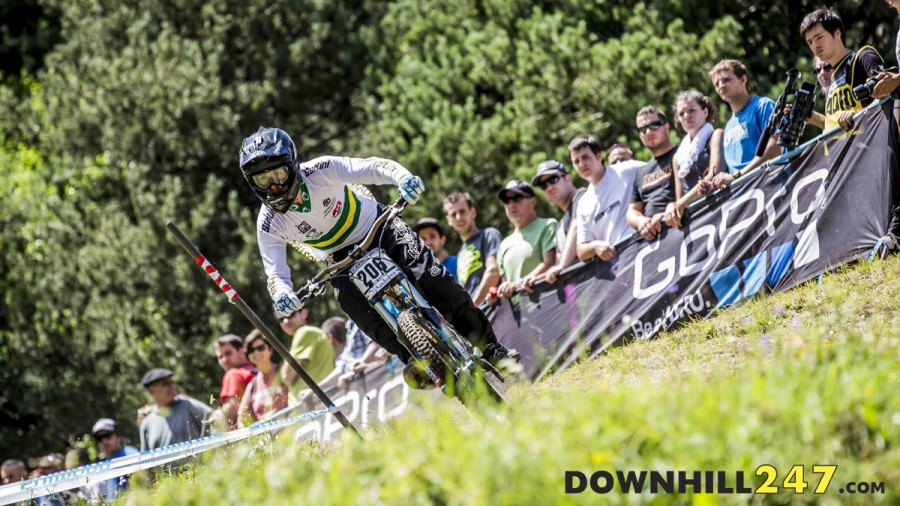 Our juniors still us proud, Luke Ellison pulled a strong 7th place and after catching two other riders Dean Lucas finished 9th. Dean still retains the overall leaders jersey heading into round 4.