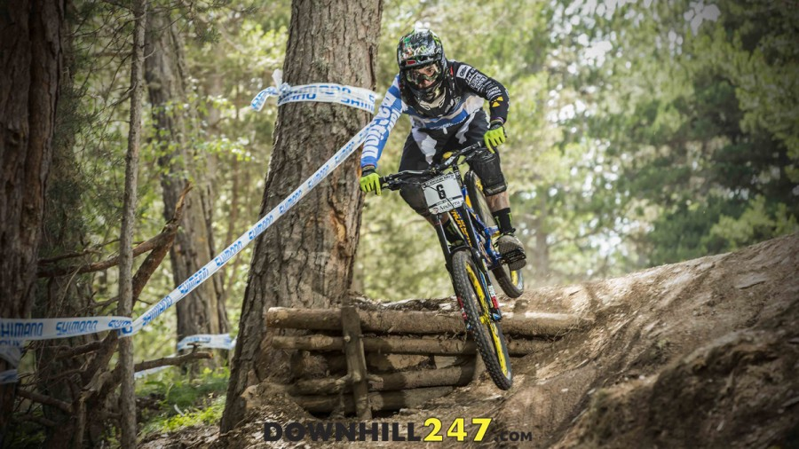 Back on a track that suits his style and back on top, a huge confidence boost for Sam Hill who is chasing his first World Cup victory in a few seasons - a drought by his standards.