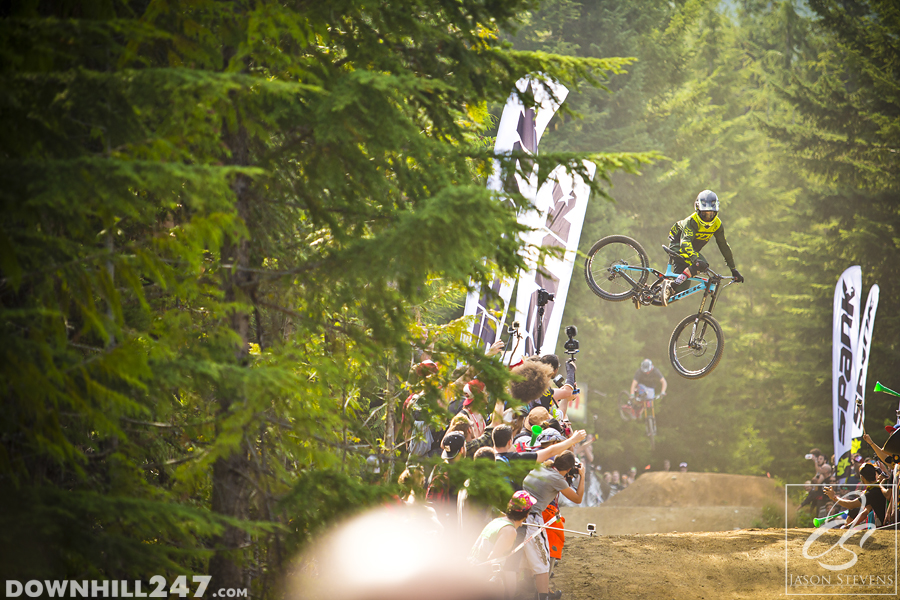 Crankworx finished off the North American adventures.