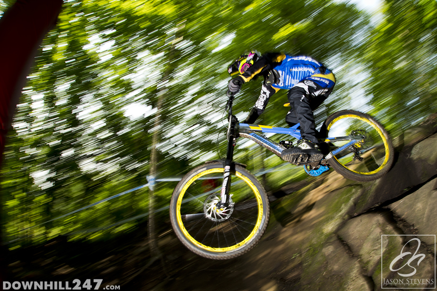 August was an extremely busy month that kicked off with the Mont Sainte Anne world cup and a return to the top step for Sam Hill.