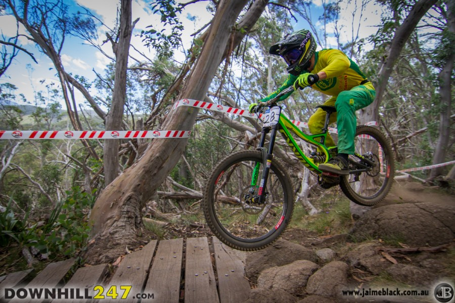 Round 2 of the national series was at an iconic Australian venue, Mount Buller.