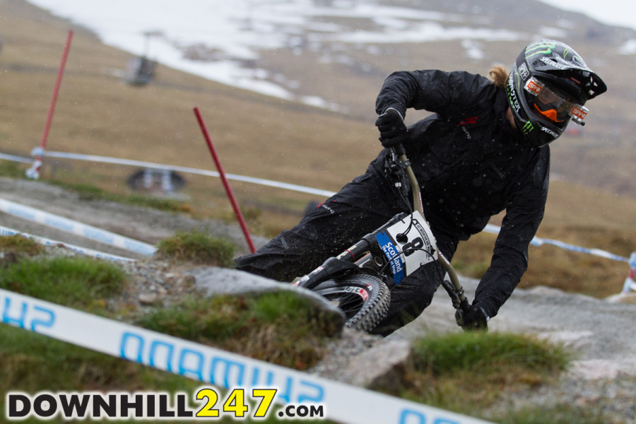 Troy Brosnan raced a local race here just a few weeks ago, is he keen to back up last years win here?! You bet he is!