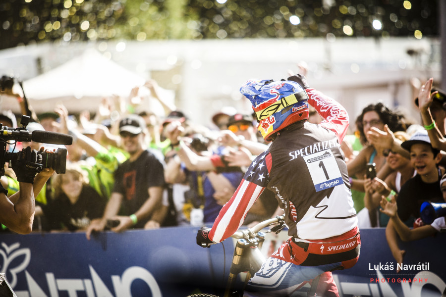 Captain America takes his 14th world cup win and 3rd overall series.