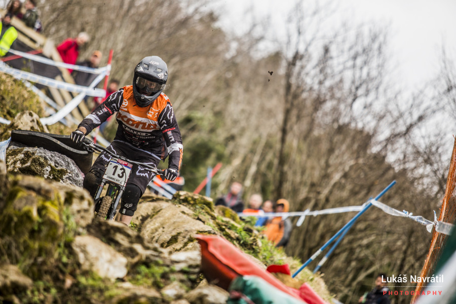 9th for Connor Fearon will have him confident coming into his home World Cup.