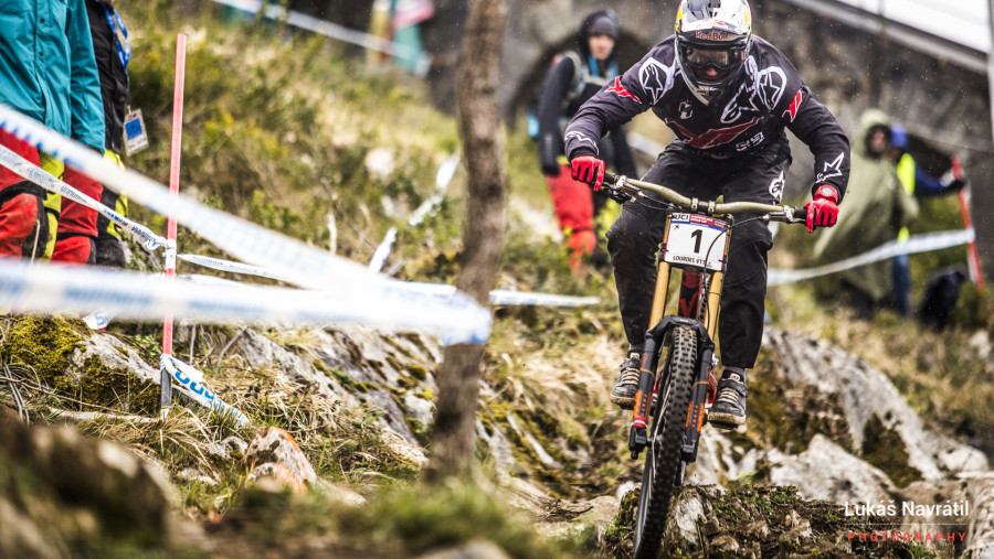 New team and he still managed to show everyone how it was done... Aaron Gwin with a near perfect start to the season!