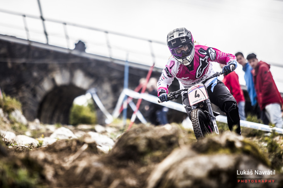 Tracey Hannah matched her plate with a 4th placed finish. Let's see what she can do in Cairns!