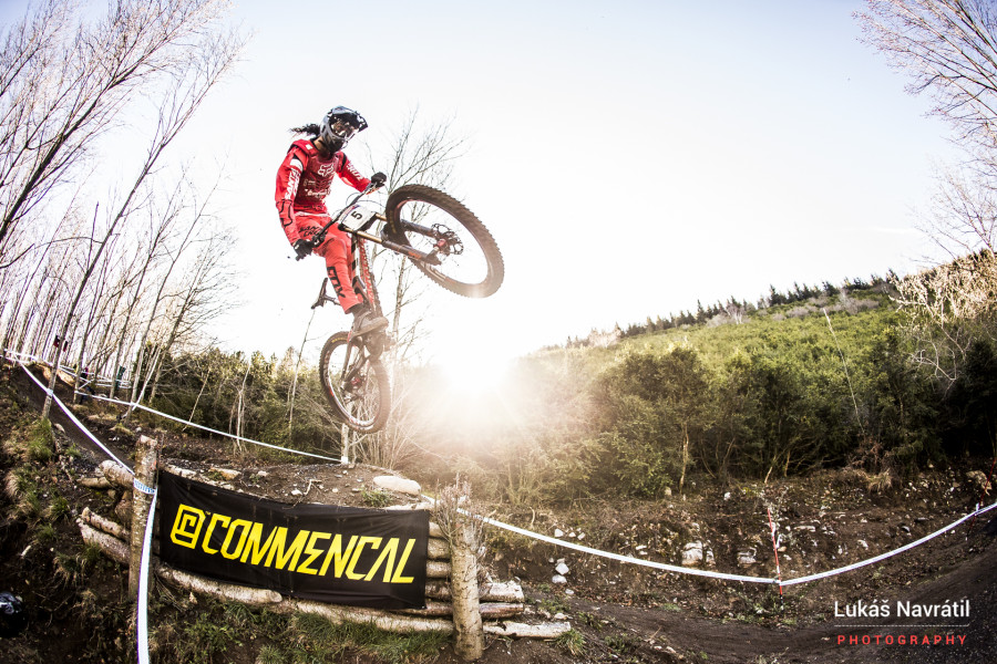 Josh Bryceland looked blistering across the top of the course, this translated into 6th place.