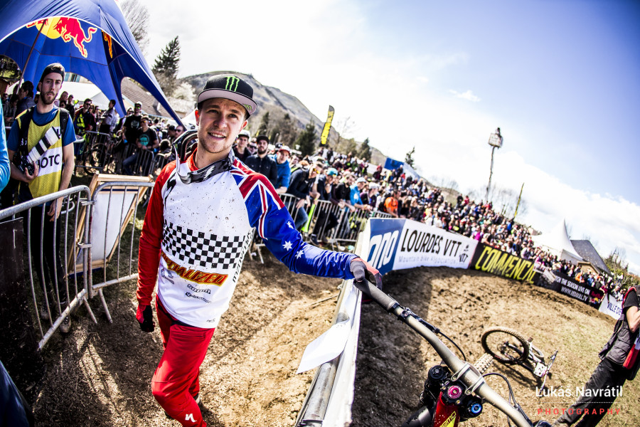 Troy Brosnan came home in 4th - we can't wait to see his kit for Cairns!