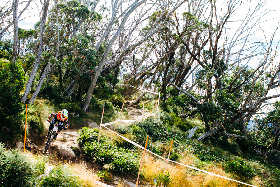 Thredbo provided great weather over the first 2 days of practice