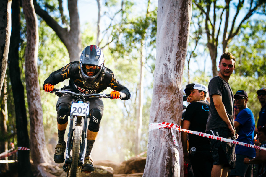 Baxter on a roll this season qualifying fastest in the Juniors