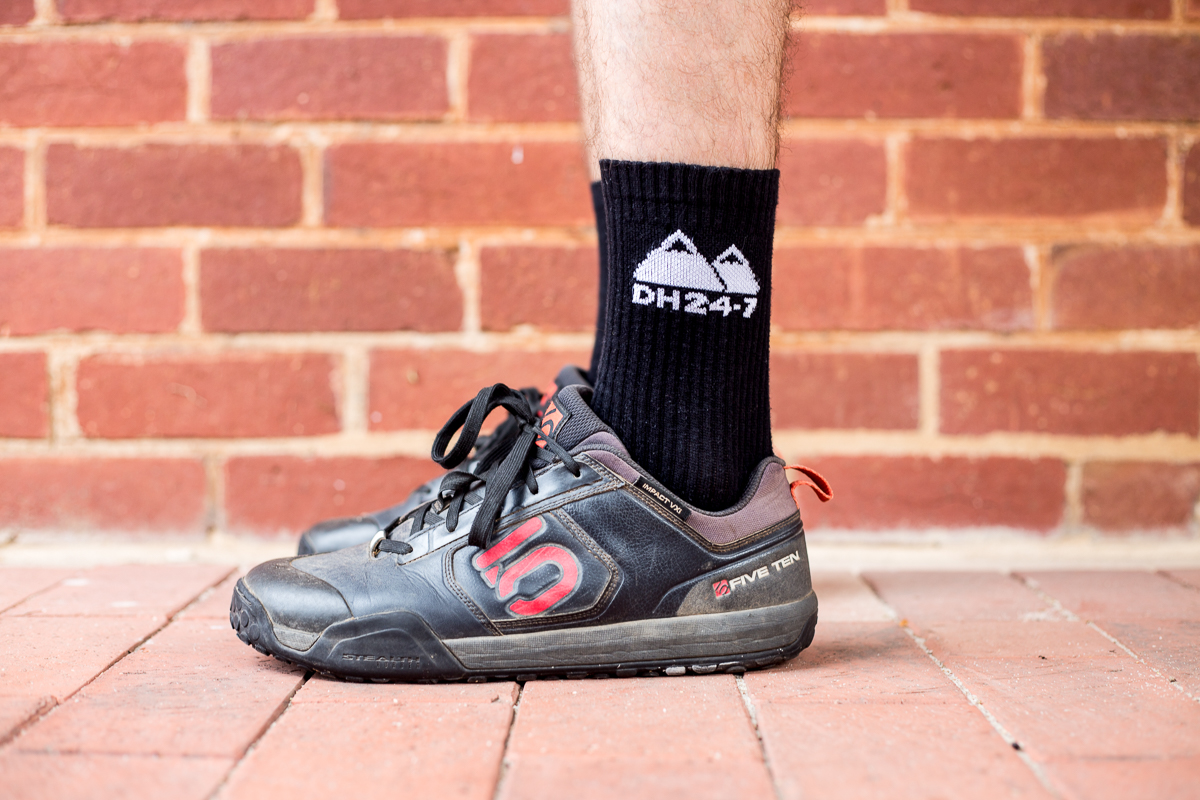 Downhill247 Socks