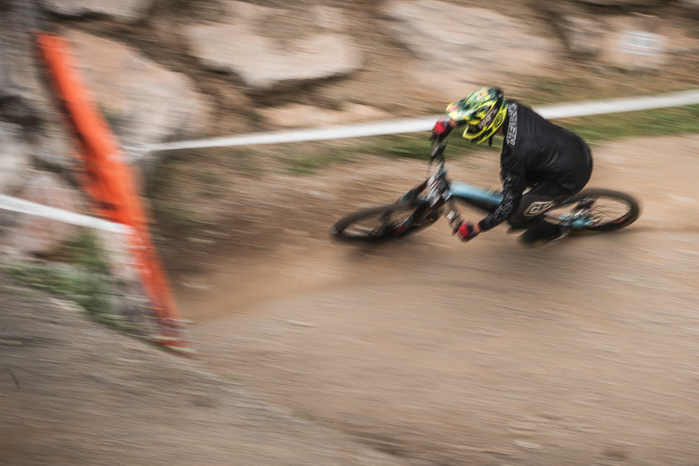 Jake just missed out on qualifiying at the first few world cups he raced... it is tight out there!